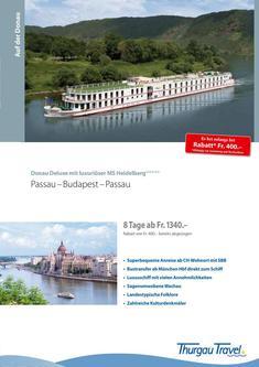 MS Heidelberg: Donauwalzer Deluxe 2014