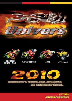 Malossi Universe 2010