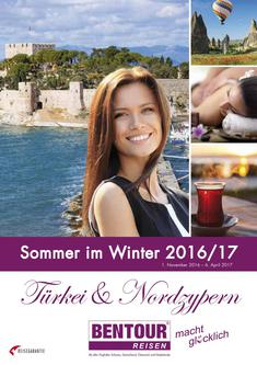 Sommer im Winter 2016/17