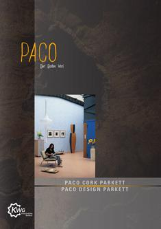 Paco Cork Parkett 2011