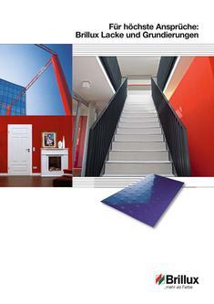 brillux kataloge. Black Bedroom Furniture Sets. Home Design Ideas