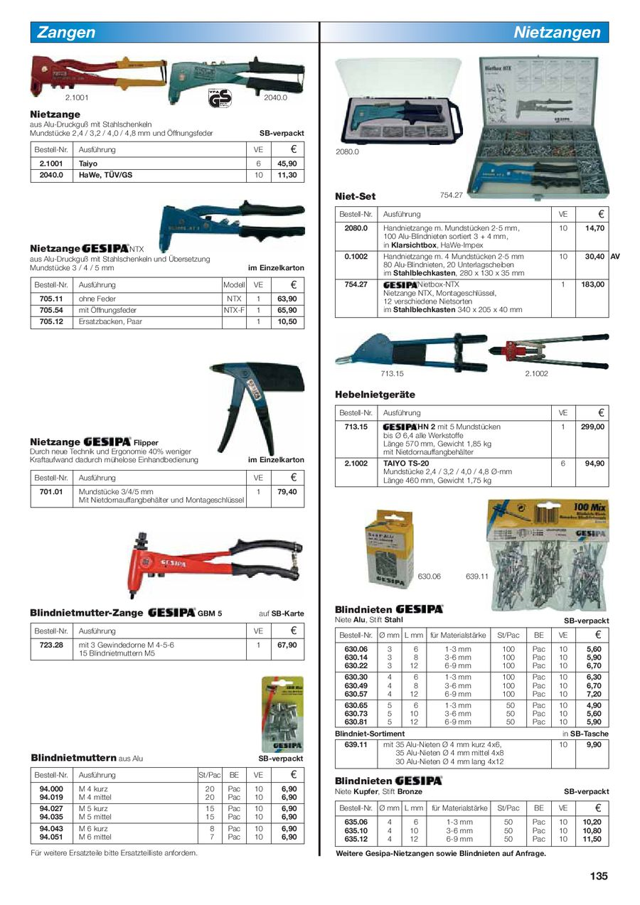 Seite 18 von Zangen 2009