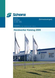 Schraubzwingen 2009
