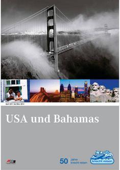 USA und Bahamas 2011/2012
