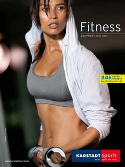 Fitness 2012/13