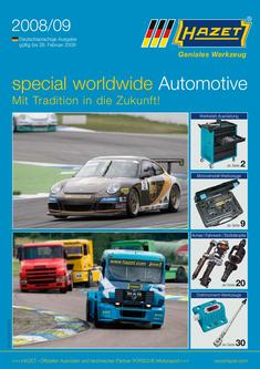 special worldwide Automotive 2008/09