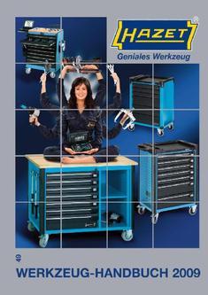 Werkzeug Handbuch 2009