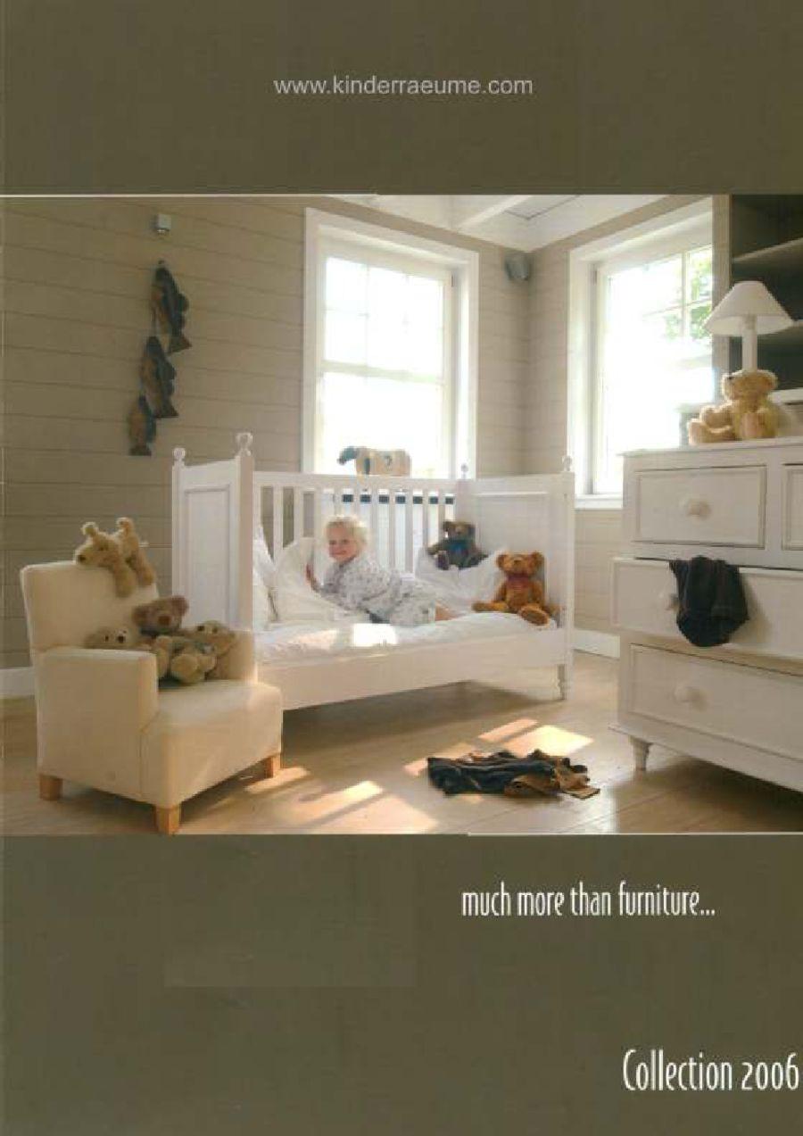 Babymöbel Und Kindermöbel Im Landhausstil Von Kinder Räume