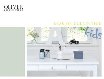 Oliver Furniture Seaside Collection 2013
