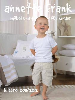 Lillebro Möbel und Textilien für Kinder 2011/2012