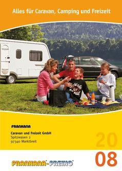 Alles für Caravan - Camping und Freizeit 2008