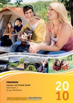 Caravan - Camping - Freizeit 2010