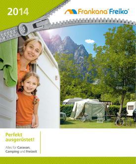 Alles für Caravan - Camping - Freizeit 2014
