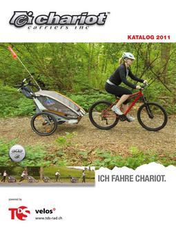 Chariot Kinderwagen für die Schweiz 2011