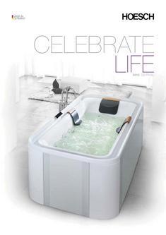 sanit r farben g is in celebrate life 2012 von hoesch. Black Bedroom Furniture Sets. Home Design Ideas