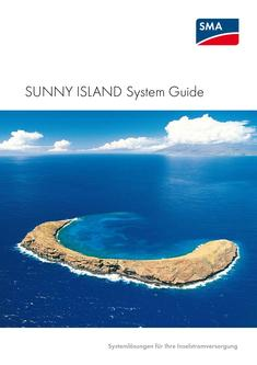 Sunny Island System Guide