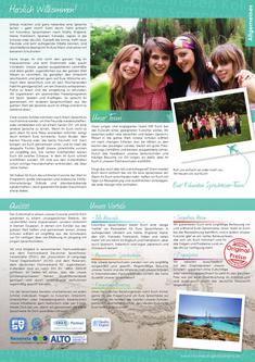 Schülersprachreisen 2012