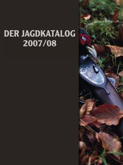 Jagdkatalog 2007/08