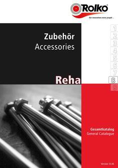 Rollstuhl-Zubehör 2013 (neue Version)