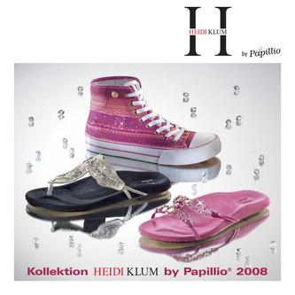 Kollektion Heidi Klum by Papillio 2008