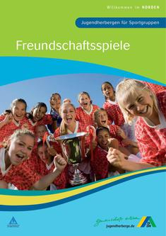 Freundschaftsspiele - Jugendherbergen für Sportgruppen