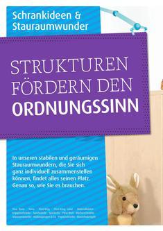 Schrankideen + Stauraumwunder 2014/2015