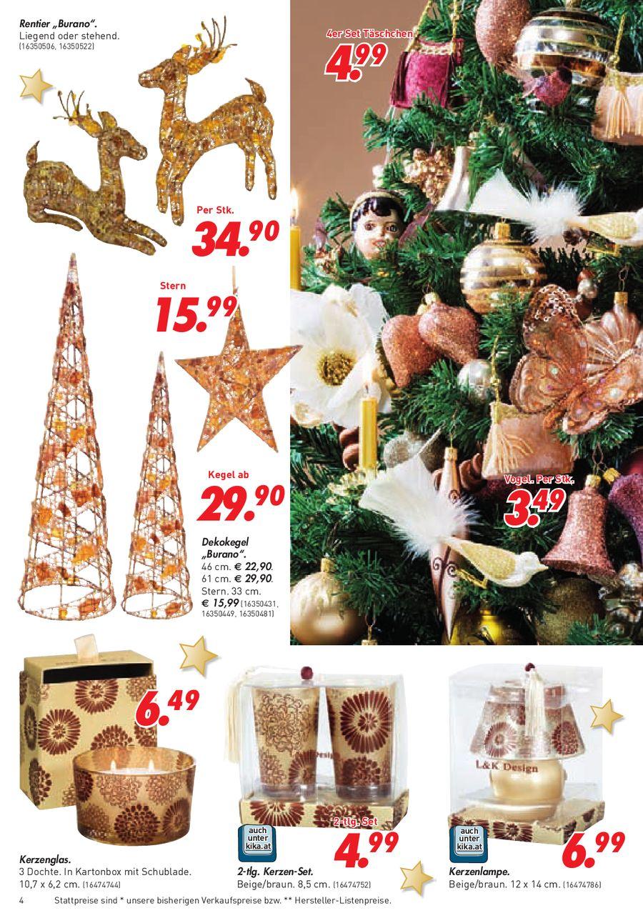 Tolle Weihnachtsgeschenke von Kika