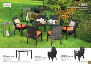 gartenm bel kunststoffgeflecht in jardini gartenm bel 2012 von kika. Black Bedroom Furniture Sets. Home Design Ideas