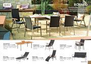 gartenm bel kunststoffgeflecht in jardini gartenm bel 2012 von kika. Black Bedroom Furniture Sets. Home Design Ideas