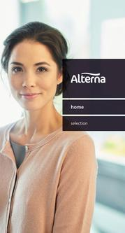 Alterna home selection 2017