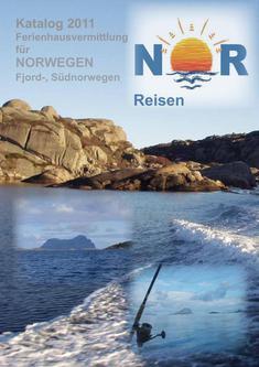 Ferienhausvermittlung Norwegen 2011
