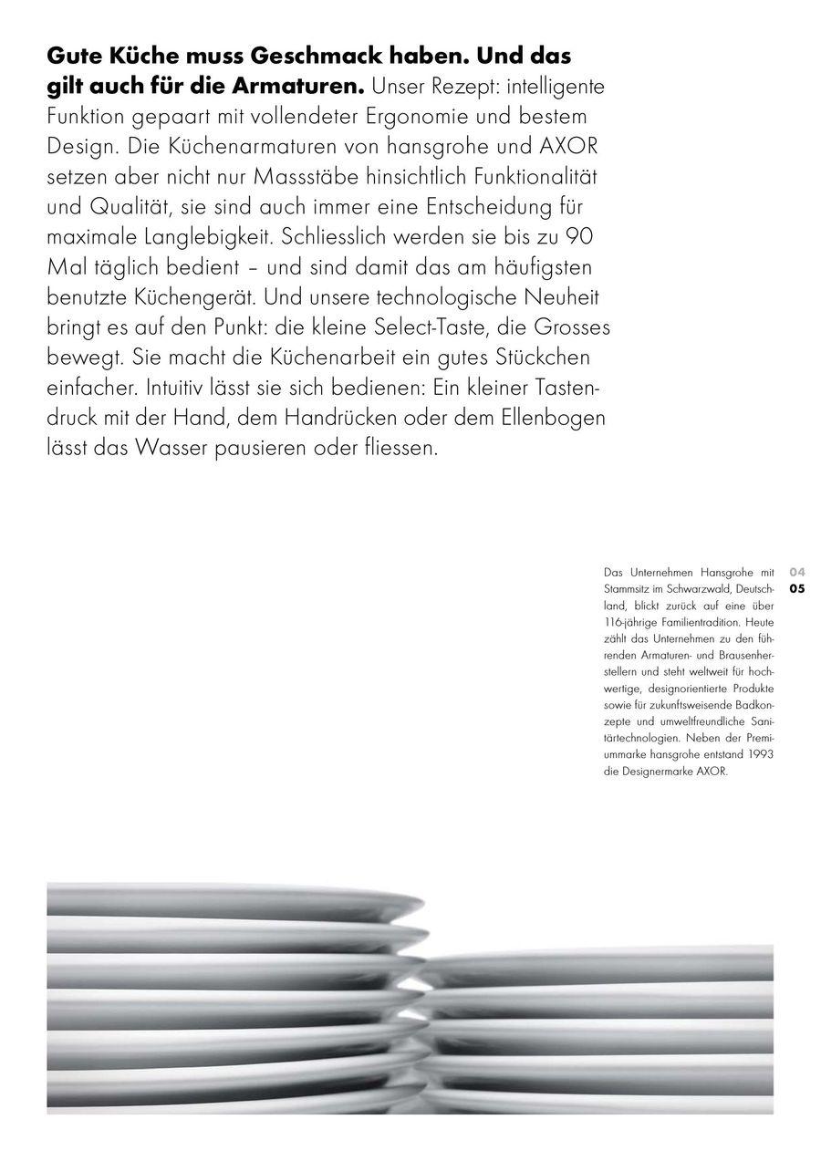 Erfreut High End Deutsch Küchenarmaturen Galerie - Ideen Für Die ...