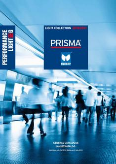 Katalog: Prisma Light Collection 2010/2011