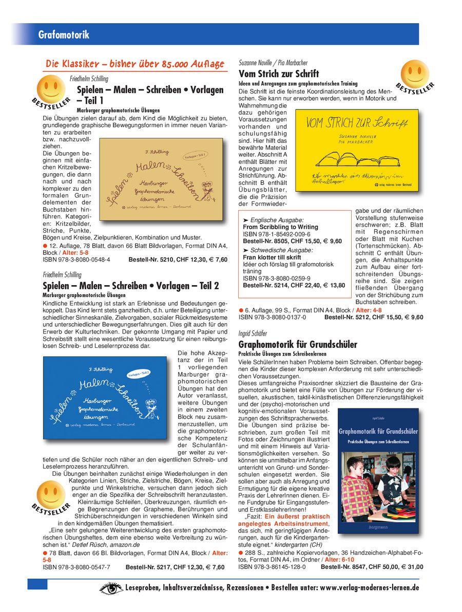Seite 4 von Grafomotorik