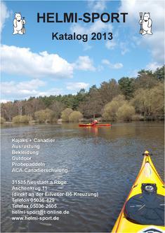 Kajaks & Ausrüstung 2013