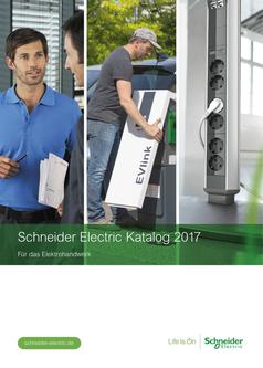 Schneider Electric Katalog 2017