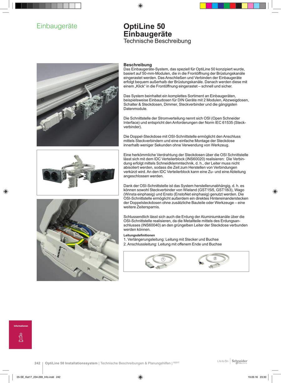 Seite 243 von Schneider Electric Katalog 2017
