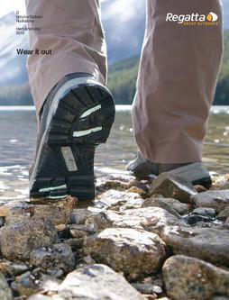 Regatta Schuhe Herbst/Winter 2010-2011