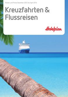 Kreuzfahrten Preisliste 2013