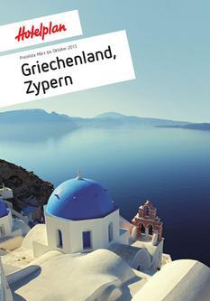 Griechenland Zypern Preisliste 2013