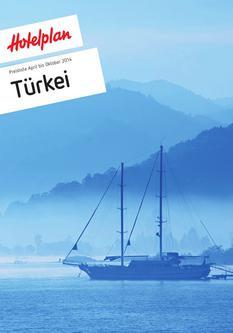 Preisliste Türkei April bis Oktober 2014