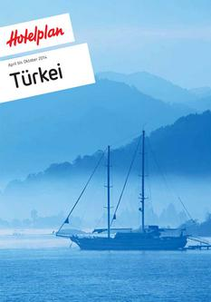 Türkei April bis Oktober 2014