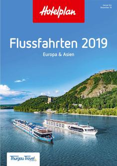 Thurgau Travel Flussreisen Europa & Asien 2019 Jan 2019 bis Dez 2019