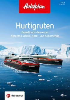 Hurtigruten Expeditions-Seereisen Apr 2019 bis Apr 2020