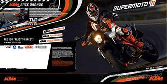 KTM Supermoto 2011