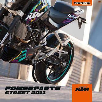 KTM PowerParts Street 2011