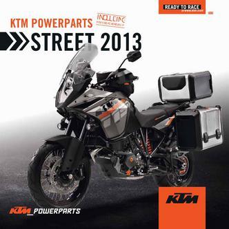 KTM PowerParts Street 2013