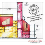 schrank selber bauen in schr nke einfach selber planen und. Black Bedroom Furniture Sets. Home Design Ideas