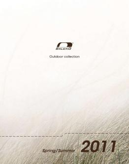 Outdoor Collection 2011