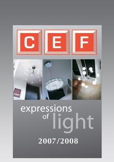 Katalog: CEFCO Germany CEF-Lighting 2008